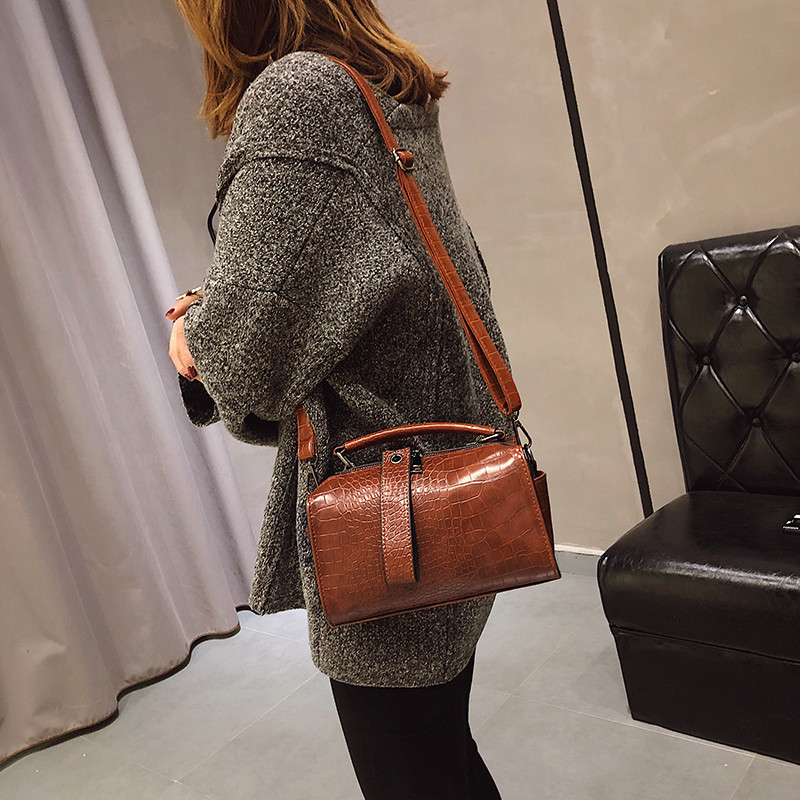 New Woman Bags Luxury Handbags Women Bags Designer Famous Brands 2018 Brand PU Leather Handbag Female