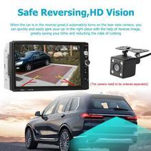 VODOOL автомобильный мультимедийный плеер 7011B 7 дюймов 600*1024 автомобильный стерео MP5 плеер fm-радио Bluetooth головное устройство автомобиля умная система