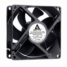 2 Pieces Gdstime 80mm AC 110V 115V 120V 220V 240V Fan x 25mm 8cm EC Brushless Cooling Cooler Axial