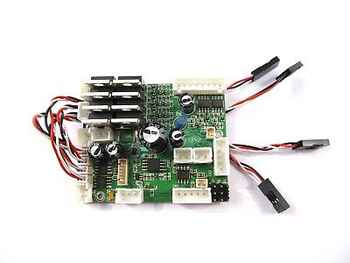 Mato Multi-Function Unit Mother Board TK22 for RC Tank Tiger1 MF3002 BB/Infrared TH00924 - DISCOUNT ITEM  5% OFF All Category