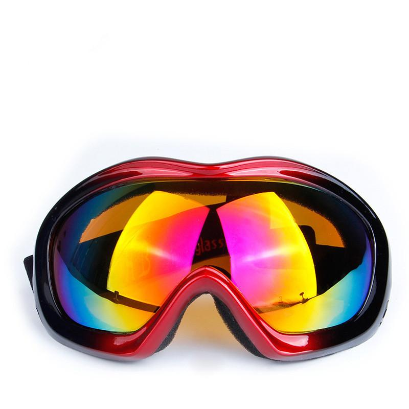 Weimostar Single Lens Winter Ski Goggles Snow Sport Snowboard Goggles Windproof Skiing Eyewear UV Protextion Skating Glasses