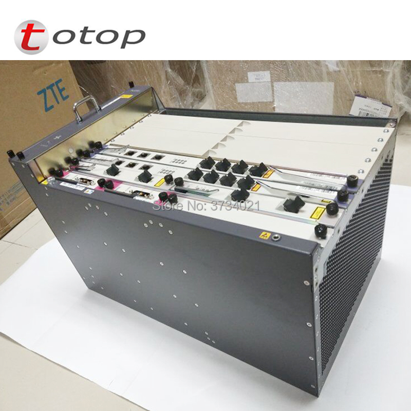 Image 2 - Huawei MA5683T 19 inches GPON OLT equipment 10GE Uplink with 2*SCUN+2*X2CS+2*PRTE GPON board MA5683T Optical Line Terminal-in Fiber Optic Equipments from Cellphones & Telecommunications