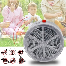 Insect Camping Moth Solar Mosquito Lamp Fly Light Bug Killer Weed & Pest Control Insect & Control Insect Home & Garden Zappers
