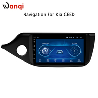 Android 8.1 Factory direct sales 9 Inch 2.5D Screen Car DVD GPS Navigation for Kia Ceed 2013 2014 2015 Radio Audio Video