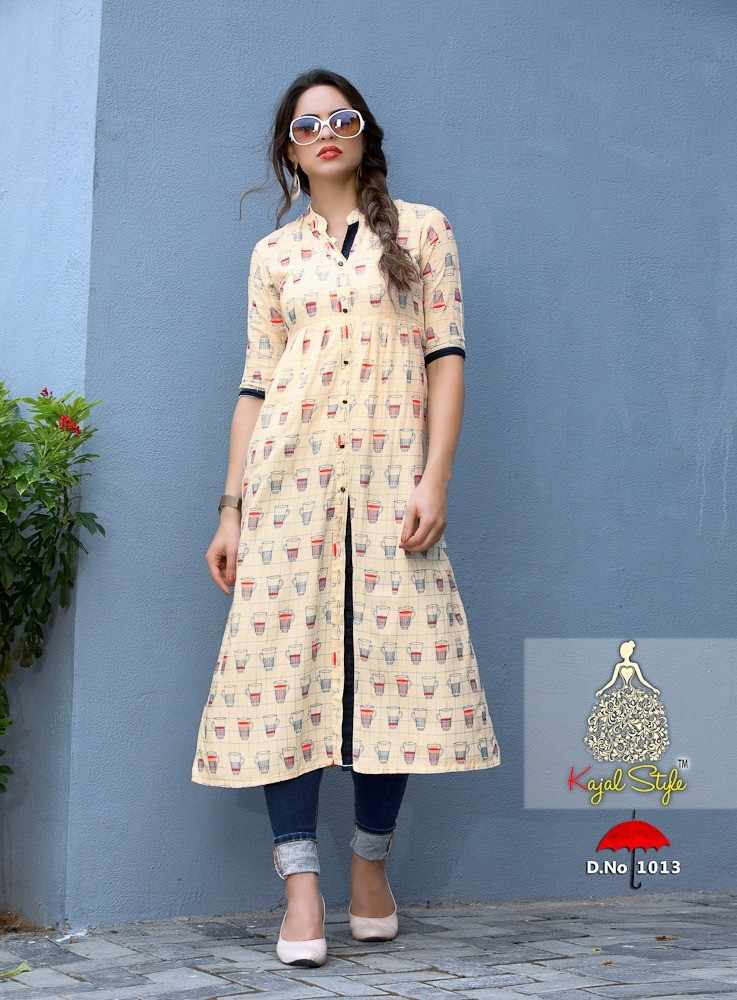 4d77b40da1 ... Indian Pakistan Clothing Tradition Cotton Kurta Bollywood Designer  Stylish Tunic Digital Printed Top Dress Daily Party ...