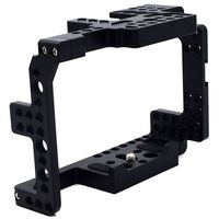Aluminum Alloy Camera Cage for Sony A7II A7RII A7SII ILDC Cameras High Quality