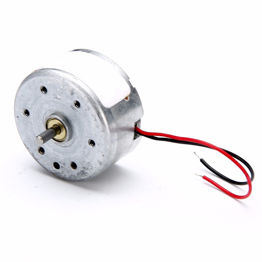 Micro Solar <font><b>Motor</b></font> 300 DC3V <font><b>4.5V</b></font> 5V Mini <font><b>Motor</b></font> for Solar Energy Power Supply for Scientific Hobby Toys DIY Accessories image