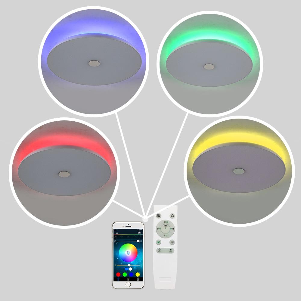 X1099 36 W LY YXXD Muziek Licht Converter Bluetooth Plafondlamp - 5