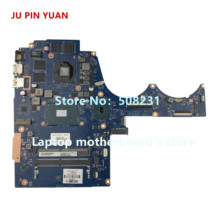 JU PIN YUAN 914772-601 914772-001 for OMEN by HP Laptop 15-AX Laptop motherboard DAG35DMBAD0 GTX1050 4GB i7-7700HQ fully Tested