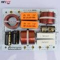 HIFIDIY LIVE L-380C 3Way 3 динамик (твитер + Средний + бас) HiFi динамик s аудио кроссовер с делителем частоты фильтры