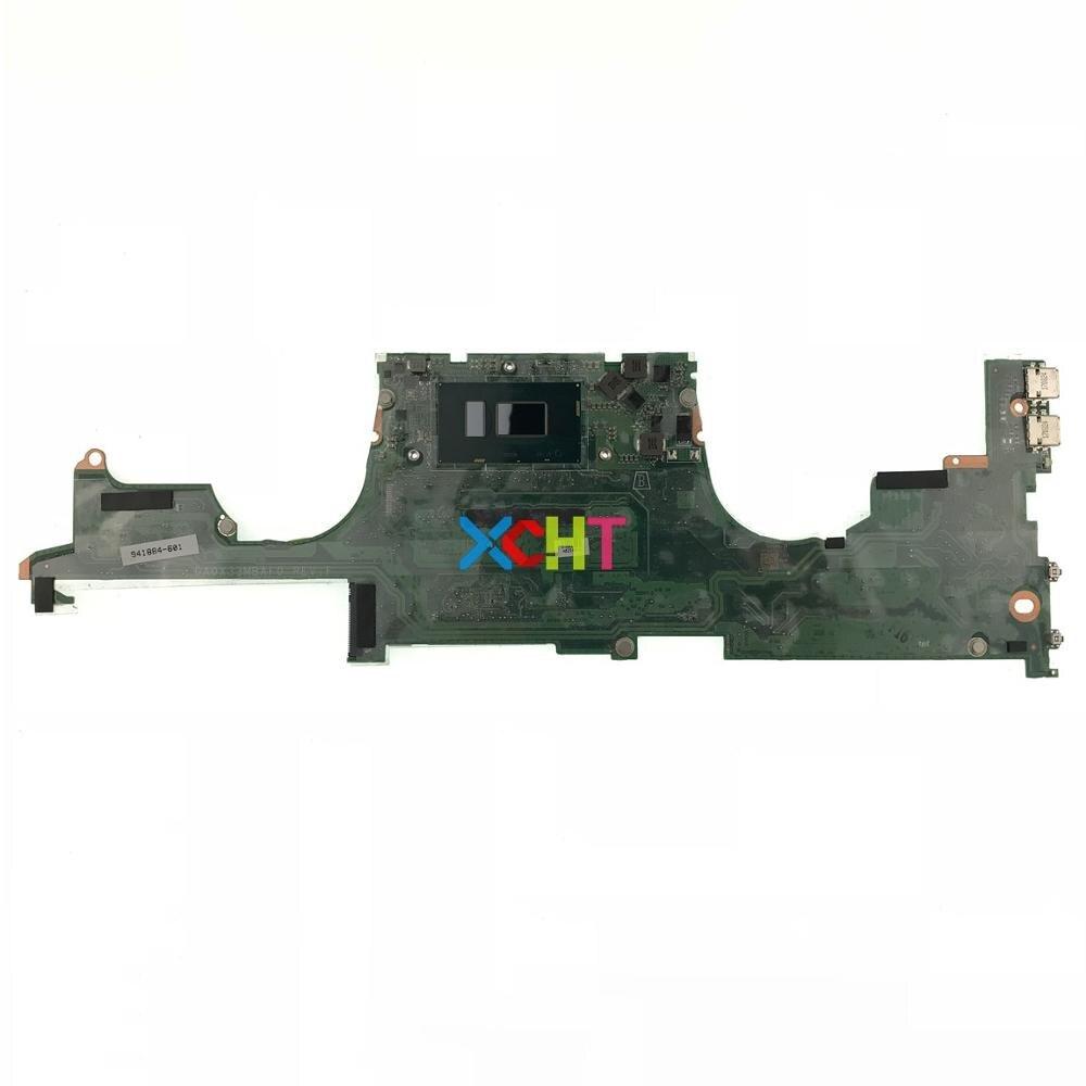941884 601 DA0X33MBAF0 UMA w i7 8550U CPU 16GB RAM for HP Spectre x360 Convertible 13