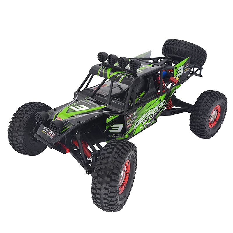 Keliwow Racing Remote Control Car Toy 1:12 Brushless 2.4g Electric Remote Control Four-wheel Drive Climbing Off-road Vehicle U Without Return