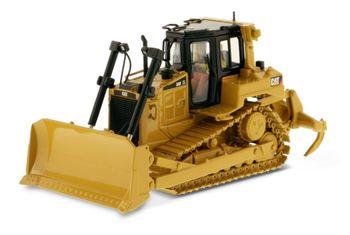 Diecast Masters 1/50 Scale Caterpillar Cat D6R Track-Type Tractor Diecast Model #85910