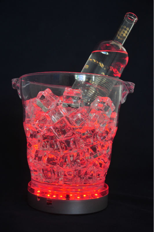 Ice Bucket Light Base RED
