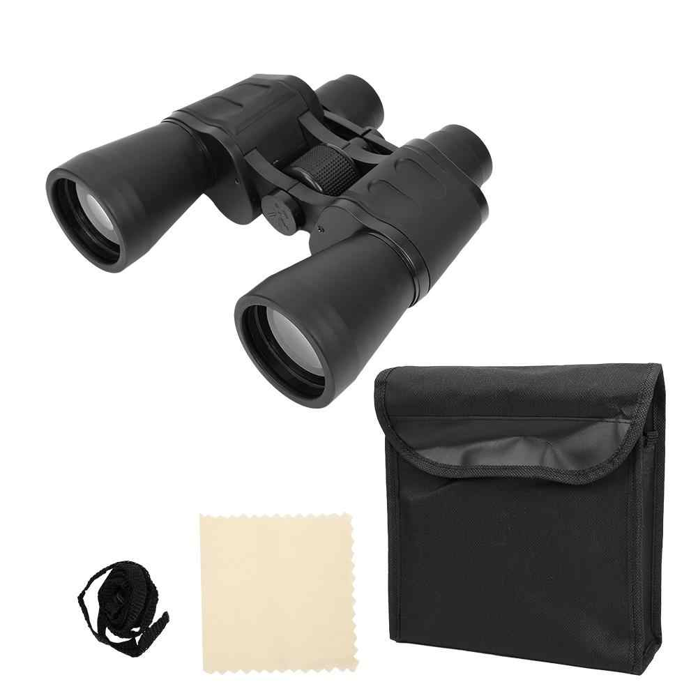 20X50 Portable Binocular High-definition Night Vision Telescope for Outdoor Sport