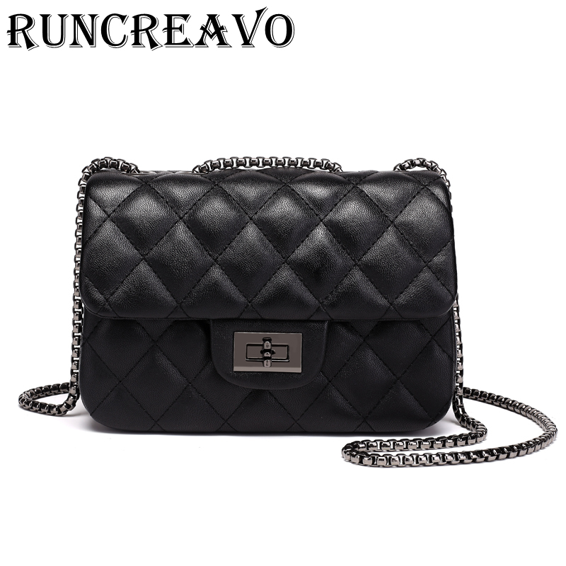 Summer Crossbody Bags For Women 2019 Luxury Handbags Women Bags Designer Famous Brand Ladies Diamond Lattice Chain Shoulder Bag