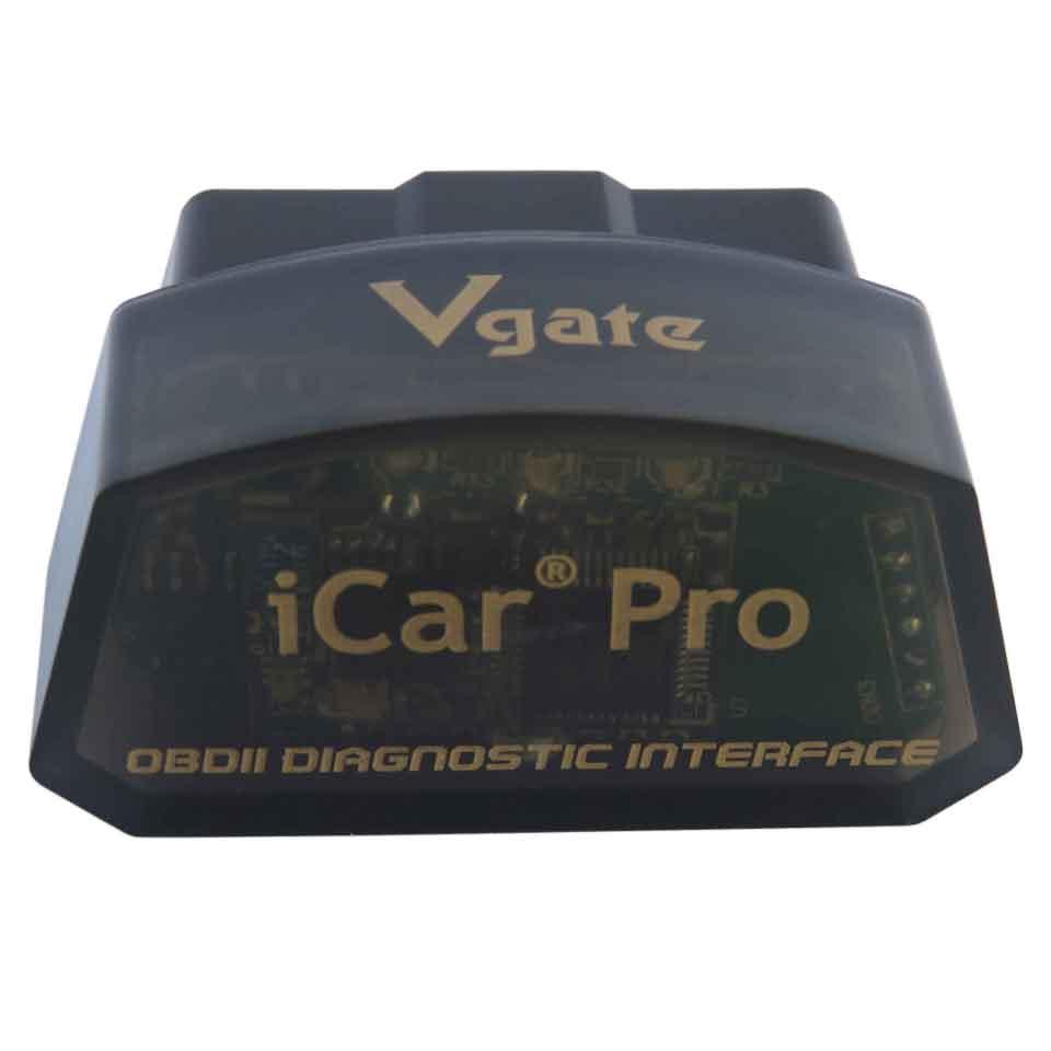 Vgate iCar Pro ELM327 Bluetooth/WIFI OBD2 OBDII EOBD coche herramienta de diagnóstico Elm 327 Bluetooth V2.1 iCar Pro escáner para Android/IOS