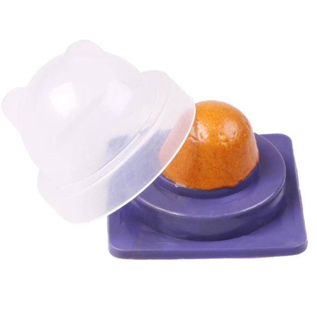 1PC Healthy Cat Snacks Catnip Sugar Candy Licking Nutrition Gel Energy Ball Toy for Cats Kittens Cat Product 3