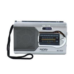 BC-R22 Portable AM FM Radio Wi