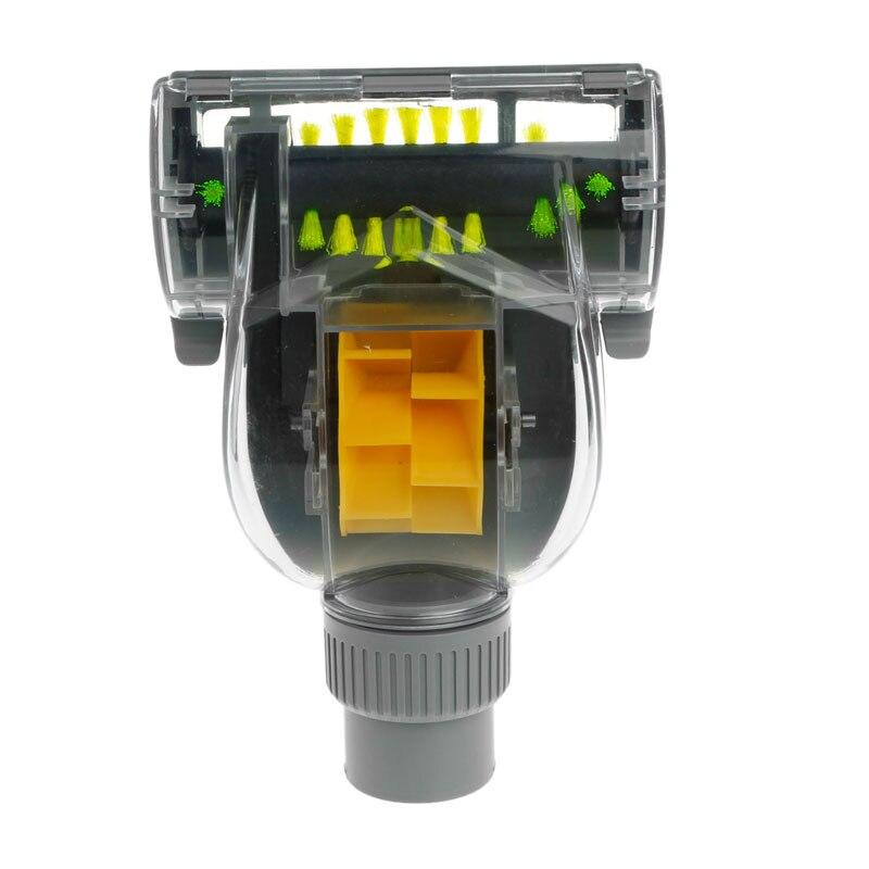 35 мм вакуумный пылесборник очиститель пластиковые устройство для удаления шерсти домашних животных диван Турбо щетка