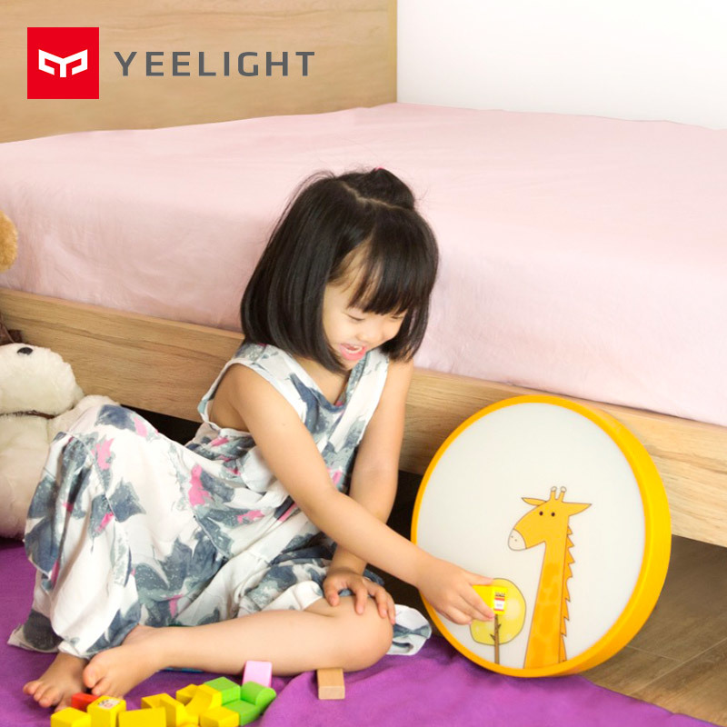 Image 5 - youpin Yeelight Led Ceiling Light Children Version Bluetooth Wifi Control Ip60 Dustproof ceiling light Smart led ceiling lights-in Ceiling Lights from Lights & Lighting