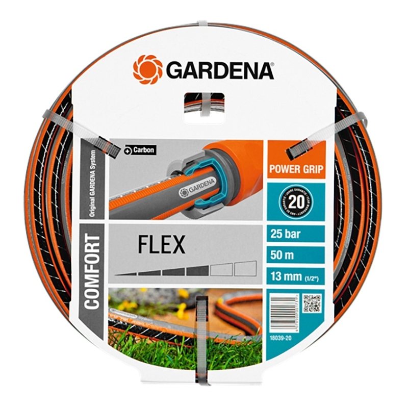 Фото - Garden hose GARDENA 18039-20.000.00 garden water connector gardena 2791 20
