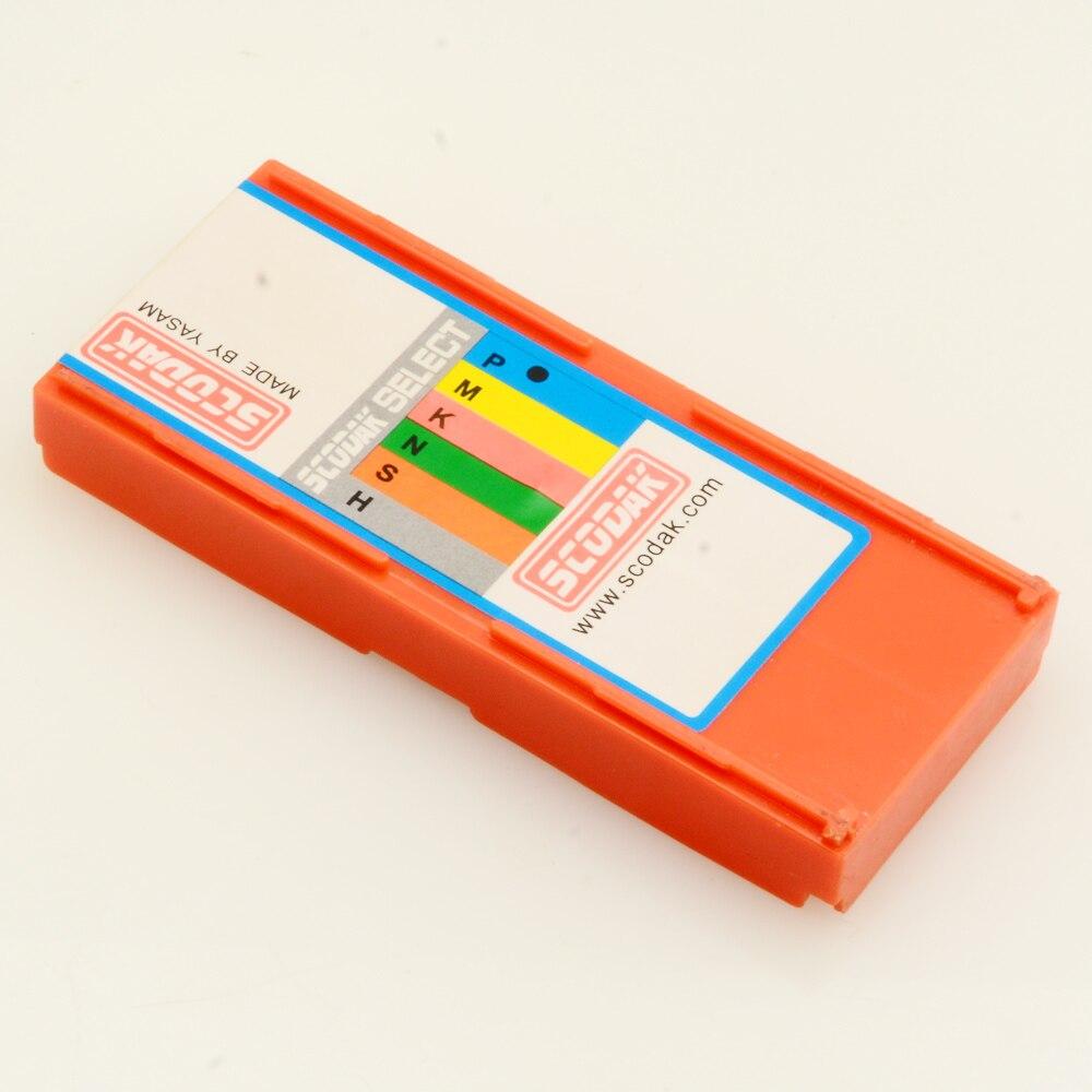 WNMG080408 WNMG080404 -TM GP5020 Inserti in metallo duro per utensili - Macchine utensili e accessori - Fotografia 2