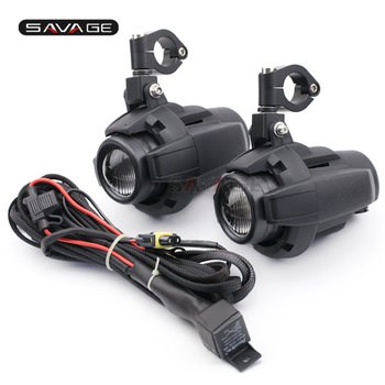 Front Driving Aux Lights Fog Lamp Assembly For Triumph Tiger 800/XC/XCX/XRX 1050/1200 Motorcycle Head Light Accessories