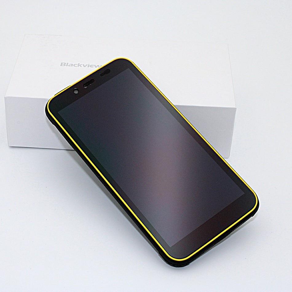 Blackview BV5500 IP68 водонепроницаемый ударопрочный мобильный телефон Android 8,1 прочный 3G смартфон 5,5 2 ГБ + 16 Гб Две sim карты сотовые телефоны - 4