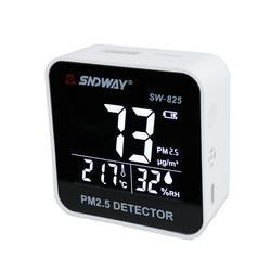 SNDWAY газ анализатор газа детектор Pm 2,5 мониторинга качества воздуха Pm2.5 детектор электрический с Lcd Экран горючих газов