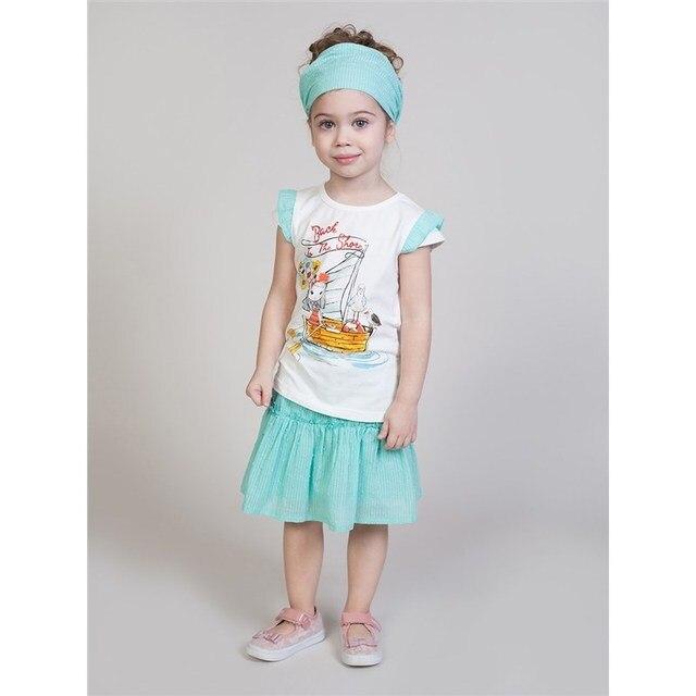 Юбка текстильная Sweet Berry для девочек