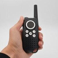 מכשיר הקשר 2pcs ילדים מכשיר הקשר ילדים צעצוע רדיו דו כיווני ארוך טווח כף יד לילדים צעצוע WALKY טוקי לילדים (5)