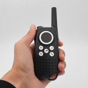 Image 5 - 2PCS מכשיר קשר לילדים ילדים צעצוע דו דרך רדיו ארוך טווח כף יד ילדים צעצוע ווקי טוקי לילדים