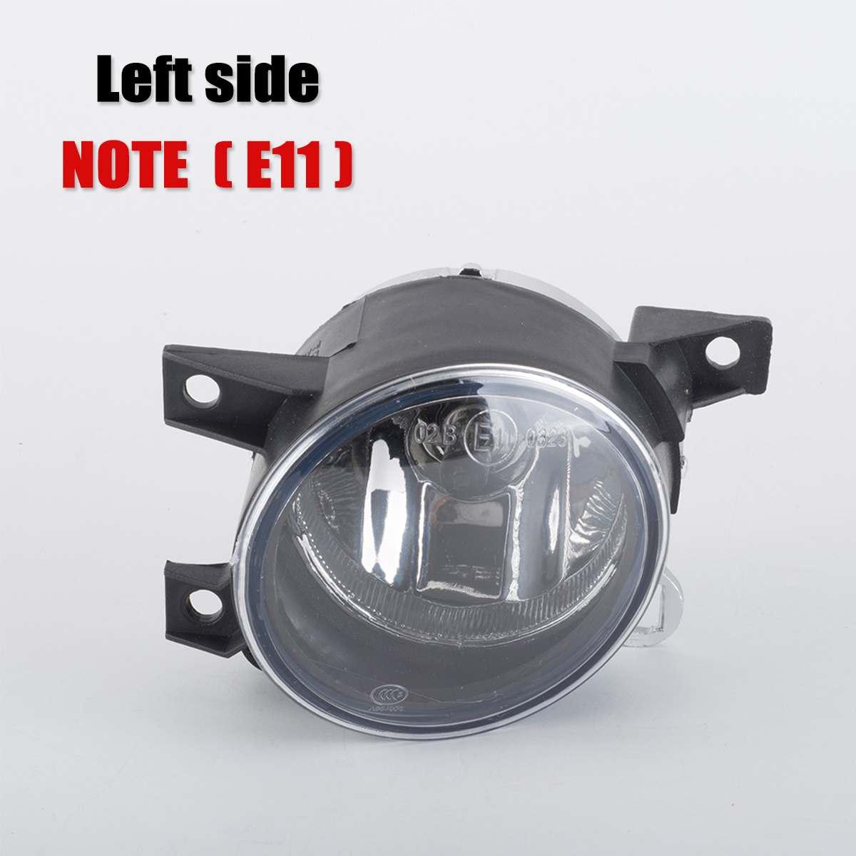 12582012eee3d 1 قطعة العنبر الجبهة الضباب ضوء مصباح التوقف ل سور V200 V240 2012 + الجانب  الأيسر