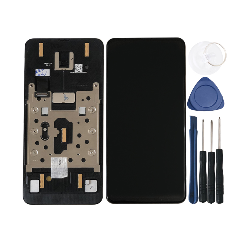 """Image 5 - Original M&Sen For 6.39"""" Xiaomi Mi Mix3 MiMix 3 MI MIX 3 Super AMOLED LCD Display Screen With Frame+Touch Panel Screen Digitizer-in Mobile Phone LCD Screens from Cellphones & Telecommunications"""
