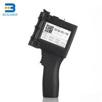 Handheld Inkjet Printer Portable ink jet Label Printer for logo picture characters