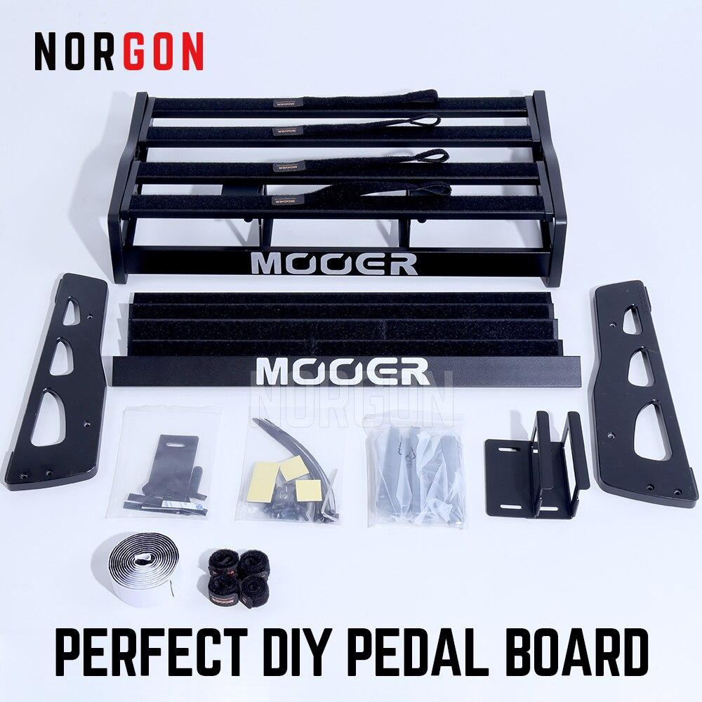 Mooer ギターエフェクトペダルボード 600*285*86 ミリメートルハードケース/ソフトバッグ TF シリーズ変圧器 490*285*86 ミリメートル  グループ上の スポーツ & エンターテイメント からの ギター パーツ & アクセサリー の中 1