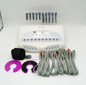 Image 5 - AURO Nga Mới Sóng Microcurrent EMS Điện Cơ Máy Kích Thích Cơ Giảm Cân Điện Myostimulation Máy