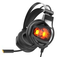 V9 Game Headphone 7.1 Channel Noise Reduction Headset w/Mic for PC Laptop