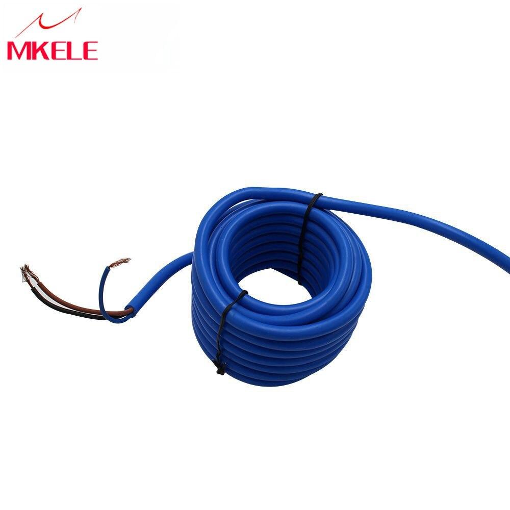 Type de câble d'interrupteur à flotteur de 5 mètres MK-CFS11 de contrôle du niveau d'eau pour capteur de débit de réservoir d'eau - 2