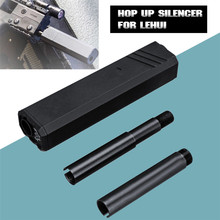 Hop Up Silencer For Lehui Vetor Gel Ball Blasters Game Water Toy Guns Replacement Accessories