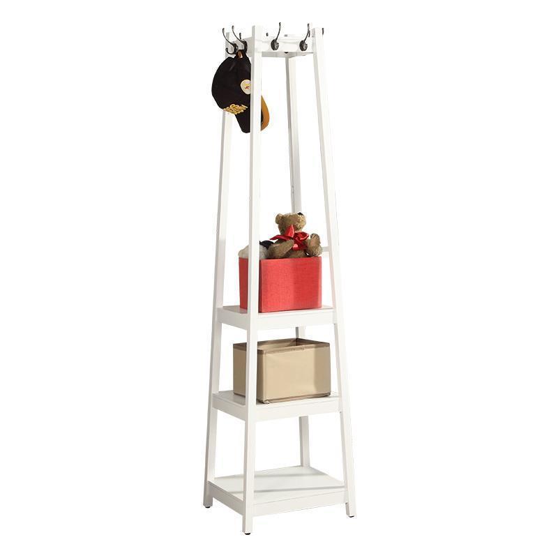 Wieszaki Na Ubrania Hat Stand Decorativos Pared Percha Kledinghangers Wood Wieszak Cabide Perchero De Pie Cintre Clothes Hanger in Coat Racks from Furniture