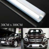 300*30CM Car Clear Vinyl Wrap Film Transparent Paint Protection Scratch Shield 3 Layers Transparent Vinyl Film Sticker