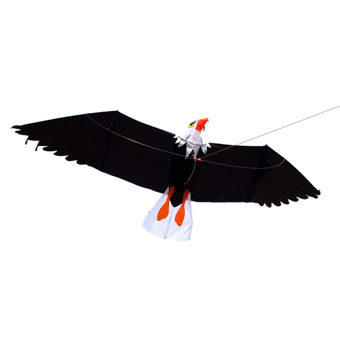 Buy Cheap Drop Shipping Summer Outddor Fun 3d Eagle Bird Kite Outdoor Sports Toy For Children Adult Creative Happy Holiday Gift