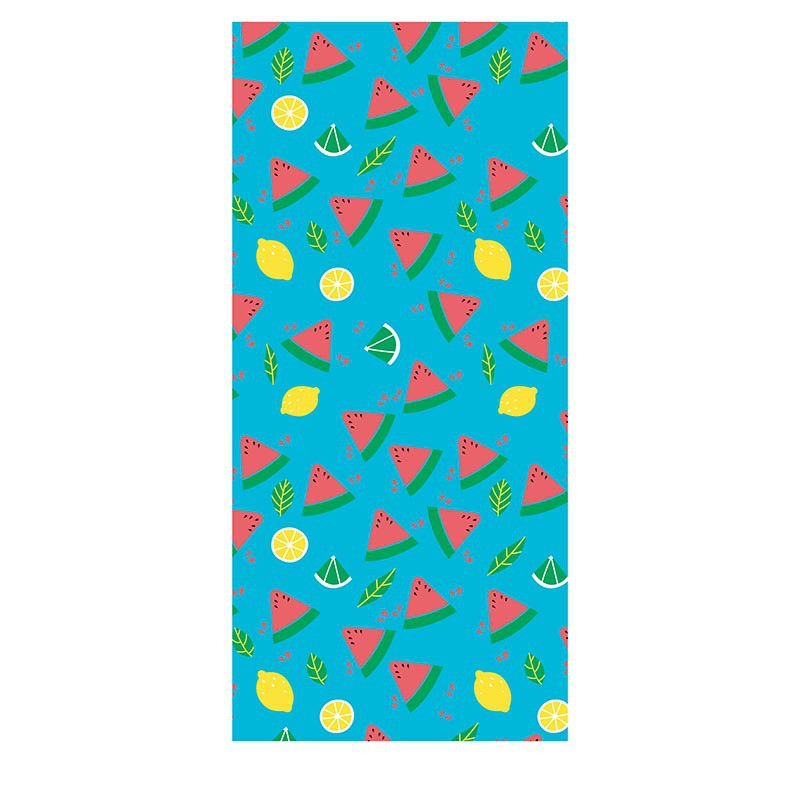 Wholesale Microfiber Bath Towels: Wholesale 70*150cm Cartoon Printed Beach Towel Microfiber