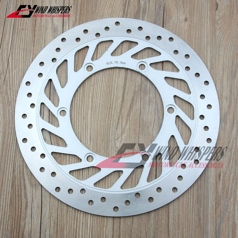Motorcycle Front Disc Brake Rotor For Honda VF250 Magna 250-in Brake Disks from Automobiles & Motorcycles    1