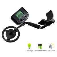 AS924 New Underground Ground Gold Silver Nugget Coin Metal Detector Deep Wire Detecting Handheld Cable Finder Detector