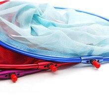 Анти-висячий рыболовный сетчатый карман 30 см 35 см 40 см Быстросохнущий Летающий рыболовный Съемный сетчатый карман Pesca рыболовные снасти