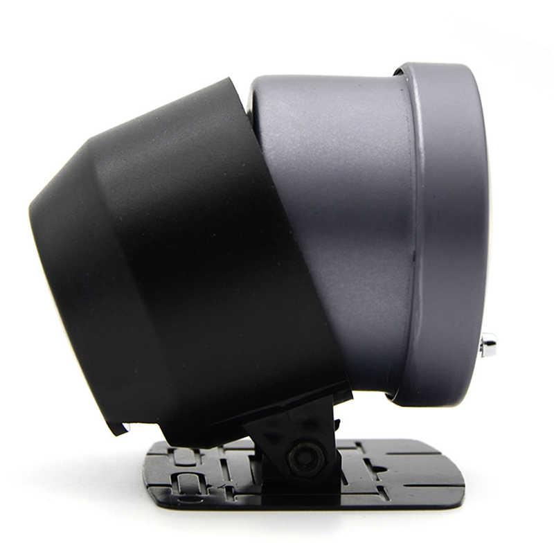 2.5/60 مللي متر سباق السيارات LED توربو دفعة مقياس فراغ الصحافة ضغط بار متر تيار مستمر سيارة توربو مستشعر مقياس اكسسوارات السيارات