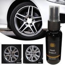 Нано ступица колеса автомобиля покрытие кристалл жидкий кристалл набор устойчивый к царапинам красота Обслуживание нано жидкость 50 мл